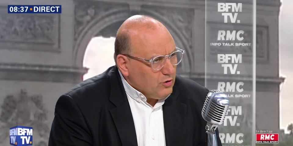 """Julien Dray explique l'agression de NKM par """"l'apparition des réseaux sociaux"""""""