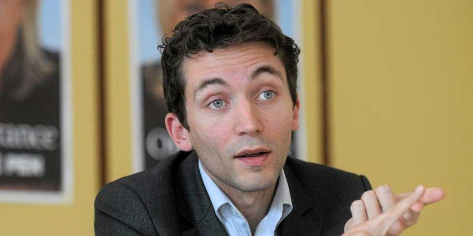 Julien Sanchez, un des nouveaux maires FN, conduira la liste du parti aux sénatoriales dans le Gard