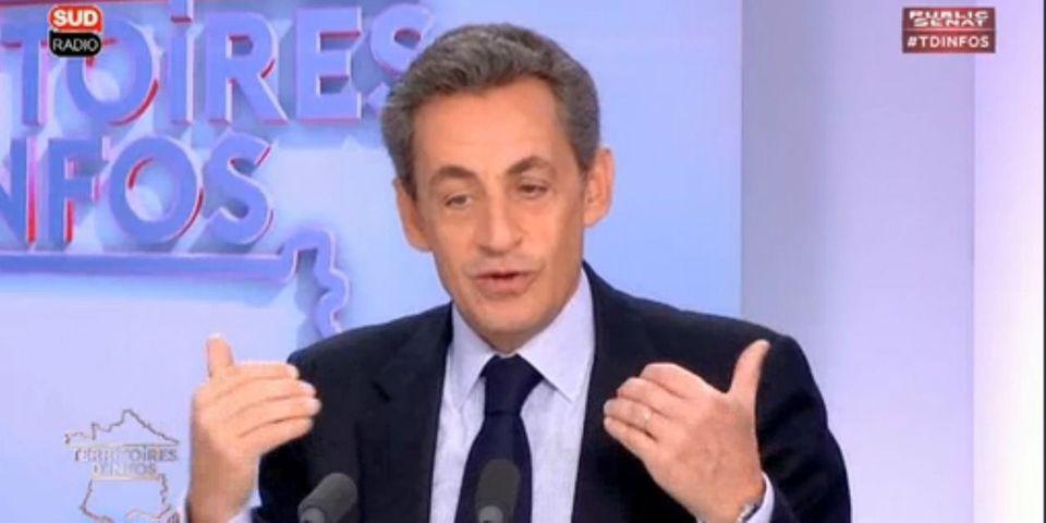 """""""Jungle"""" et """"changement climatique"""" : Nicolas Sarkozy revendique son droit à """"l'humour"""""""