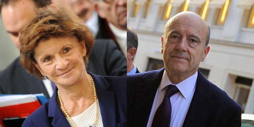 Juppé dénonce les pratiques antiques de Delaunay et de sa liste de ceux qu'elle voudrait voir en Russie