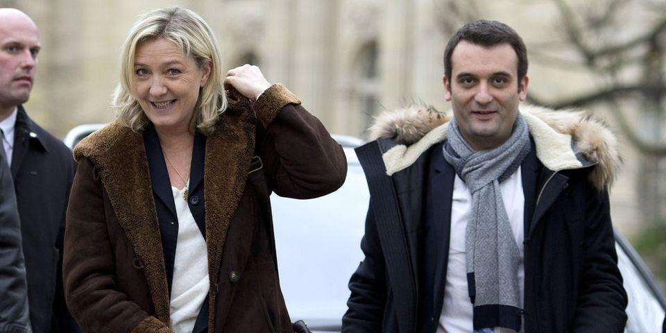 Kippa et laïcité : la contradiction flagrante entre Marine Le Pen et Florian Philippot
