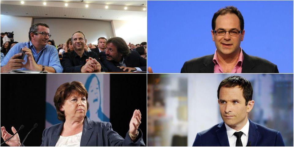 L'aile gauche du PS présente 4 contributions en vue du congrès du parti