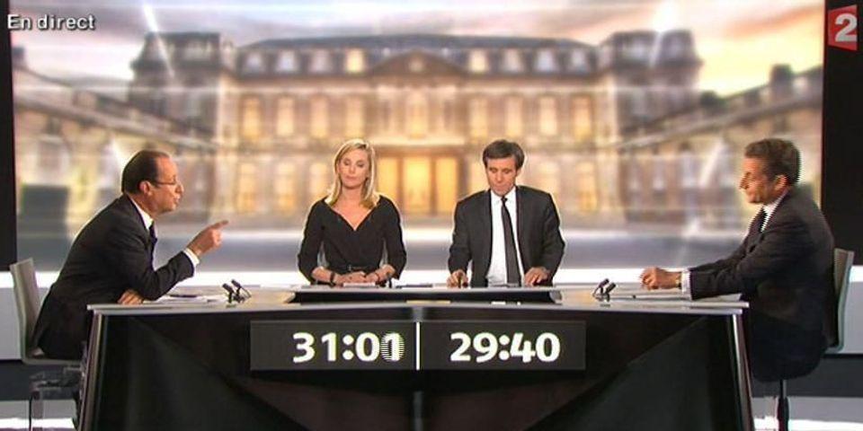 """L'anaphore de François Hollande : """"Moi, Président de la République, je ..."""""""