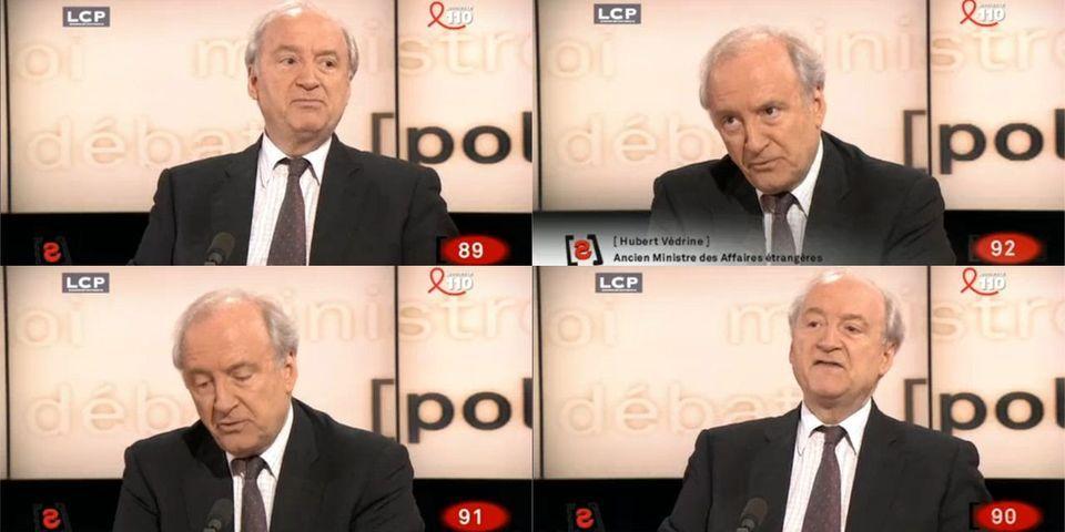 L'ancien ministre des Affaires étrangères socialiste Hubert Védrine lui aussi favorable à des petits boulots payés en dessous du Smic