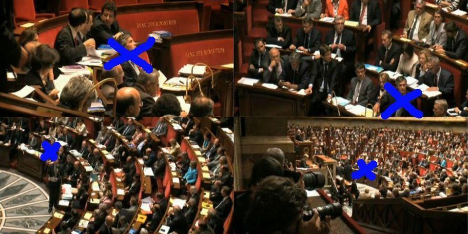 L'Assemblée va effacer Jérôme Cahuzac d'une vidéo de présentation