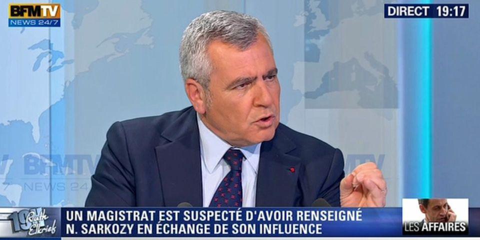 L'avocat de Nicolas Sarkozy remet en question la légalité des écoutes téléphoniques