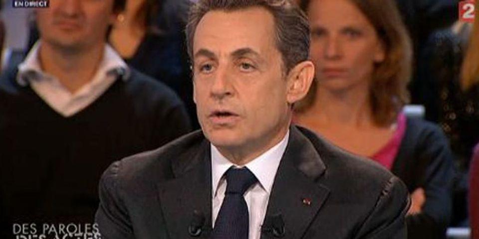 L'enquête qui donne Sarkozy vainqueur