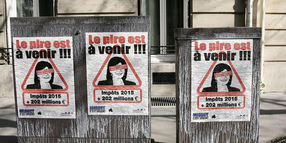 L'équipe d'Anne Hidalgo veut que les affiches de Nicolas Miguet soient payées par NKM
