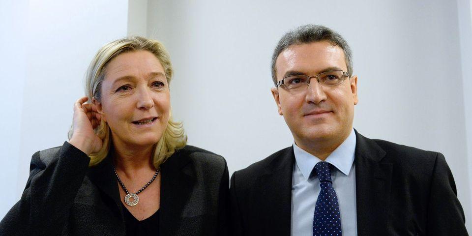 L'eurodéputé FN Aymeric Chauprade affiche sa tentative de rabibochage avec Marine Le Pen