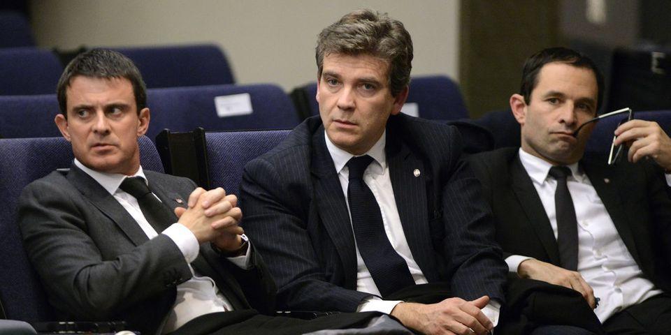 L'éviction du gouvernement d'Arnaud Montebourg et Benoît Hamon racontée par Manuel Valls