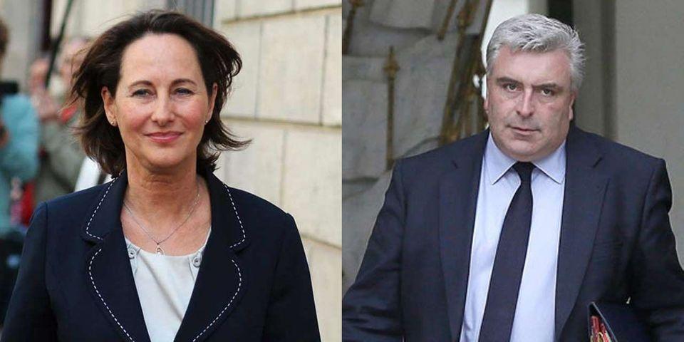 L'ex-ministre Frédéric Cuvillier critique la position de Ségolène Royal, nouvelle ministre, sur l'écotaxe
