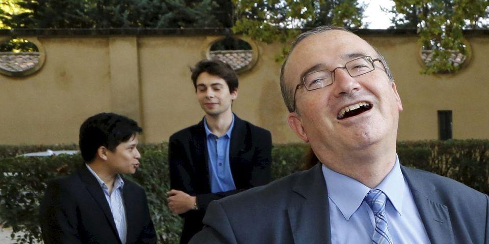 """L'hebdomadaire d'extrême droite """"Minute"""" soutient Hervé Mariton pour l'élection à la présidence de l'UMP"""