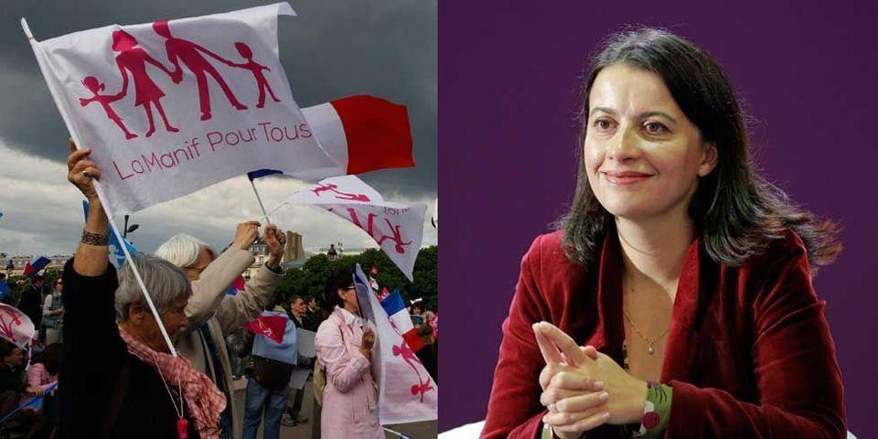 L'opposition au fichage génétique, point entre Cécile Duflot et les anti-mariage homo