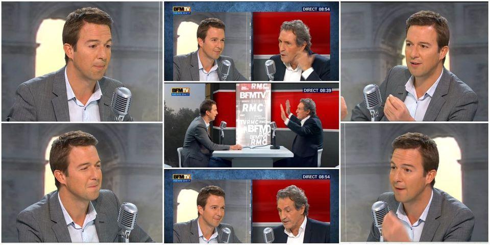 """L'UMP Guillaume Peltier veut imposer une """"nouvelle parité"""" entre public et privé"""