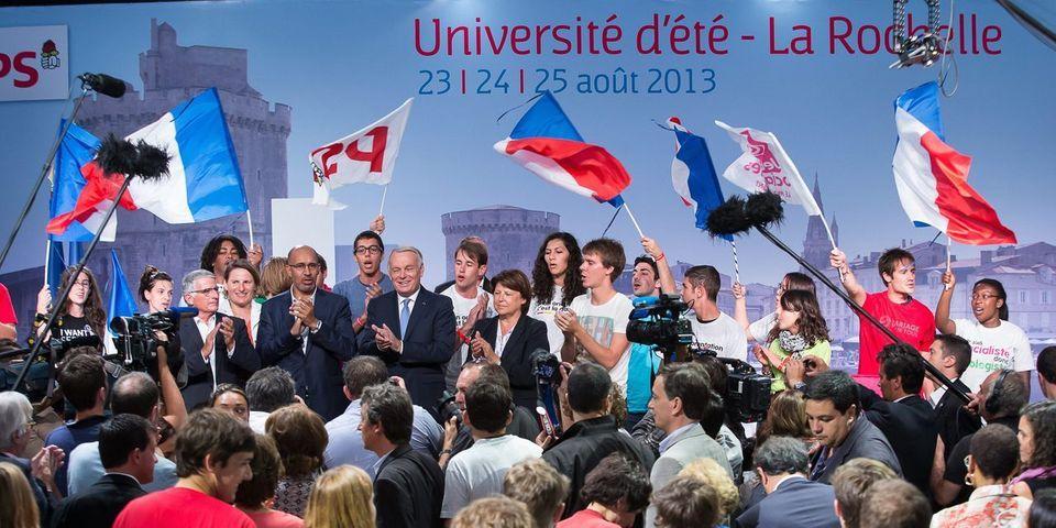 L'université d'été du PS reste à La Rochelle malgré l'élection d'un maire socialiste dissident