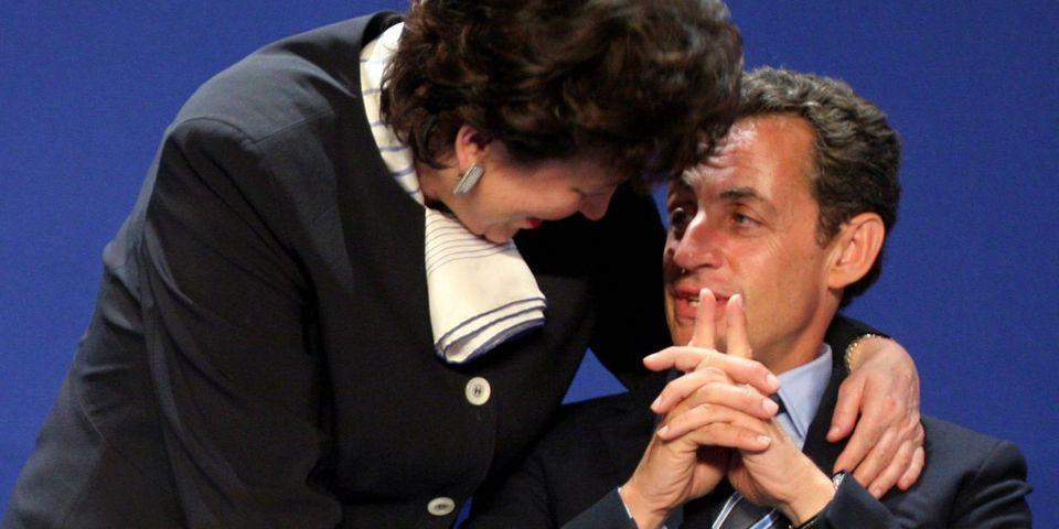 """La blagounette graveleuse de Roselyne Bachelot à Nicolas Sarkozy en 2008 : """"great zob, great zob"""""""