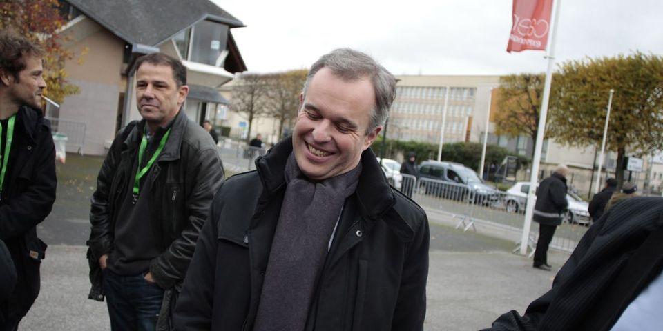 La blague graveleuse de François de Rugy à propos de Cécile Duflot et Jean-Luc Mélenchon