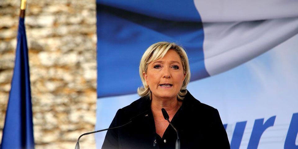 La charge ultra-violente de Marine Le Pen contre La France insoumise