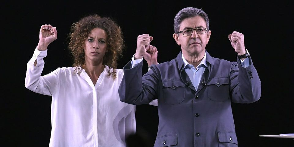 La coresponsable du programme de Jean-Luc Mélenchon Charlotte Girard refuse d'appeler à voter pour Emmanuel Macron