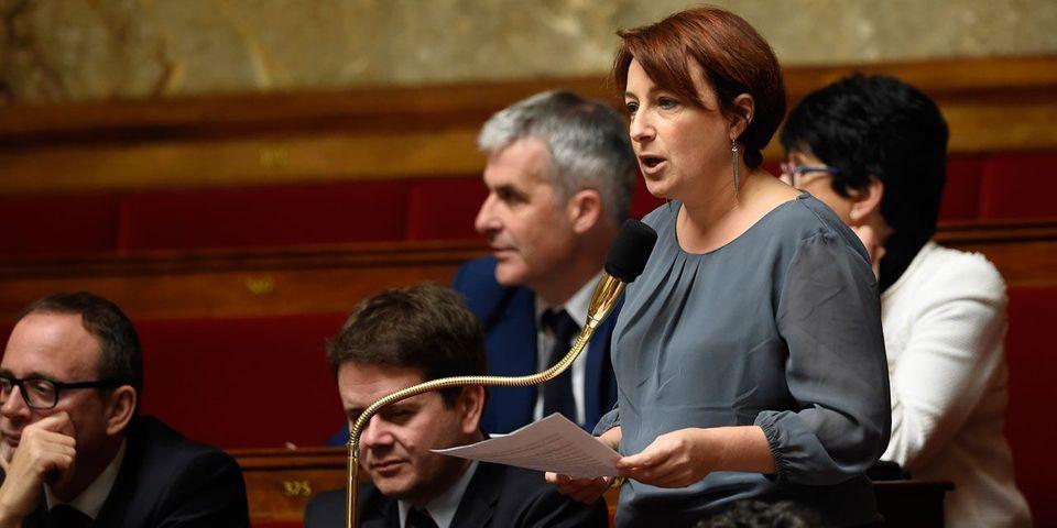 La députée Isabelle Attard est l'union de la gauche personnifiée
