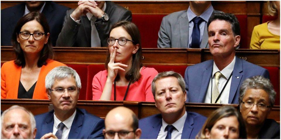 La députée LREM Amélie de Montchalin interpelle son groupe sur ses 450 euros de frais de baby-sitting pour cause de séances de nuit