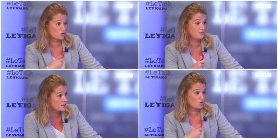 """La députée Olivia Grégoire """"songe"""" à être candidate à la présidence de LREM"""