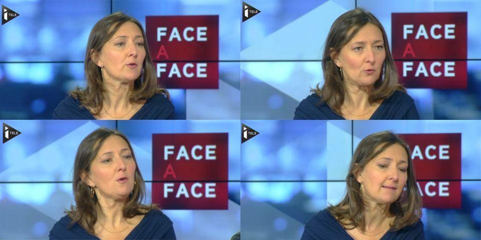 La députée PS Karine Berger se voit comme la représentante d'une ligne politique de gauche