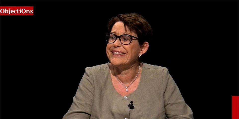 """La députée UMP Arlette  Grosskost estime que """"Sarkozy, c'est du passé"""""""