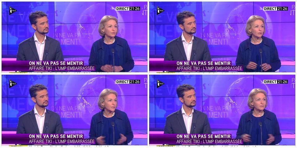 """La députée UMP Laure de La Raudière fustige les politiques """"qui s'affranchissent de la loi"""" et compare Stéphane Tiki à Jérôme Cahuzac"""