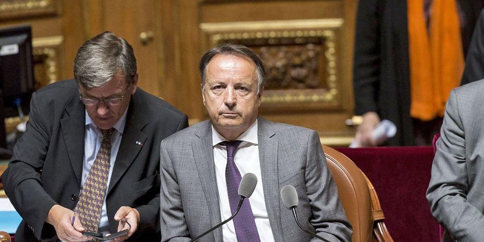 """La chef de cabinet du président du Sénat """"mise en congé"""" en urgence car elle est la femme de Thomas Thévenoud"""