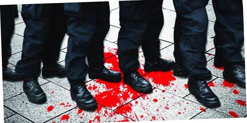 La droite s'insurge contre une nouvelle affiche de la CGT sur les violences policières