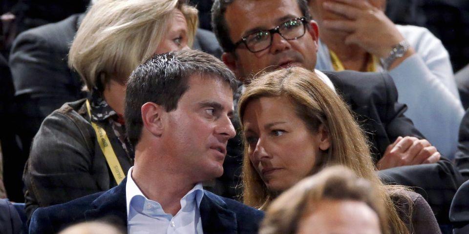 La femme de Manuel Valls a fait sauter un PV de stationnement pour une amie, selon Le Point