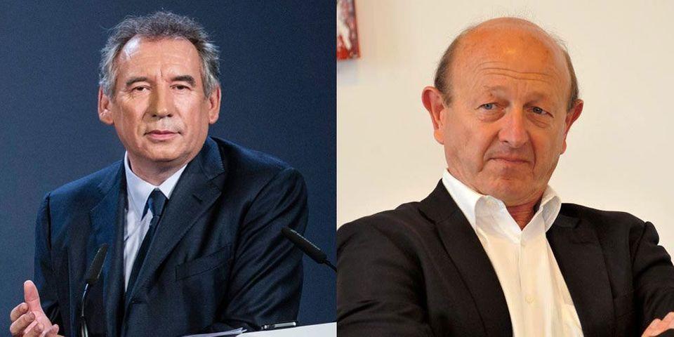 """La fin de non-recevoir de François Bayrou à Jean-Luc Bennahmias: """"il m'est impossible de livrer"""" Marseille au PS"""
