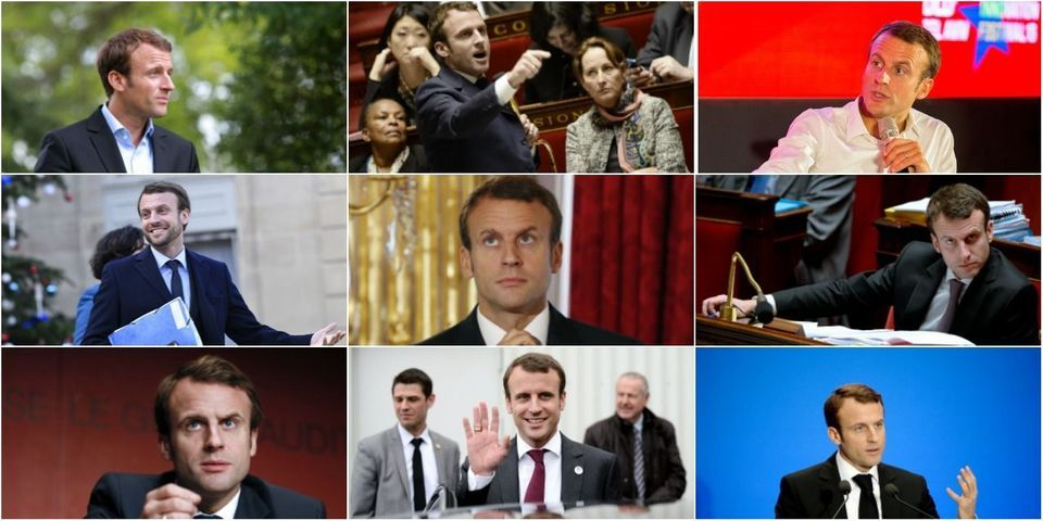 La folle séquence médiatique d'Emmanuel Macron