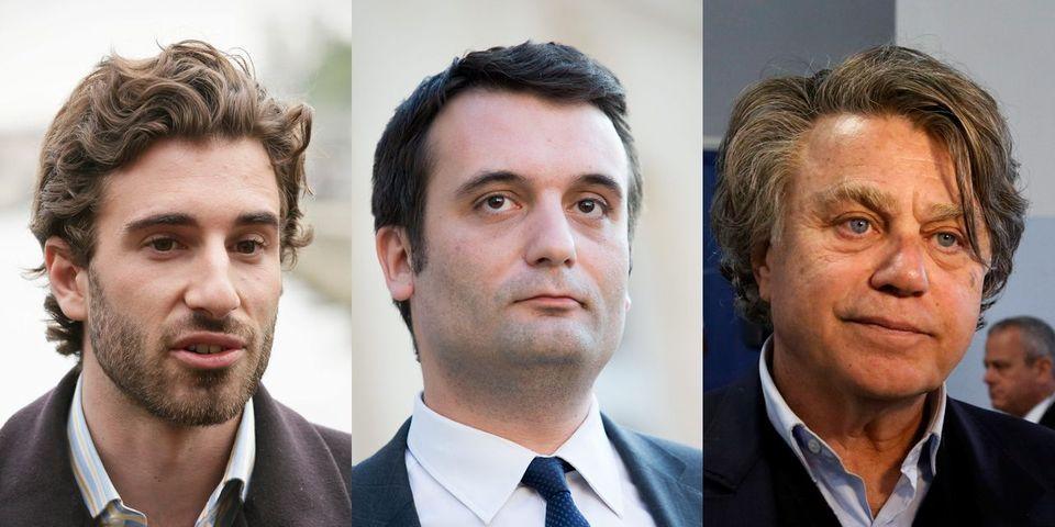 """La """"fournée"""" de Jean-Marie Le Pen plonge le FN dans l'embarras"""