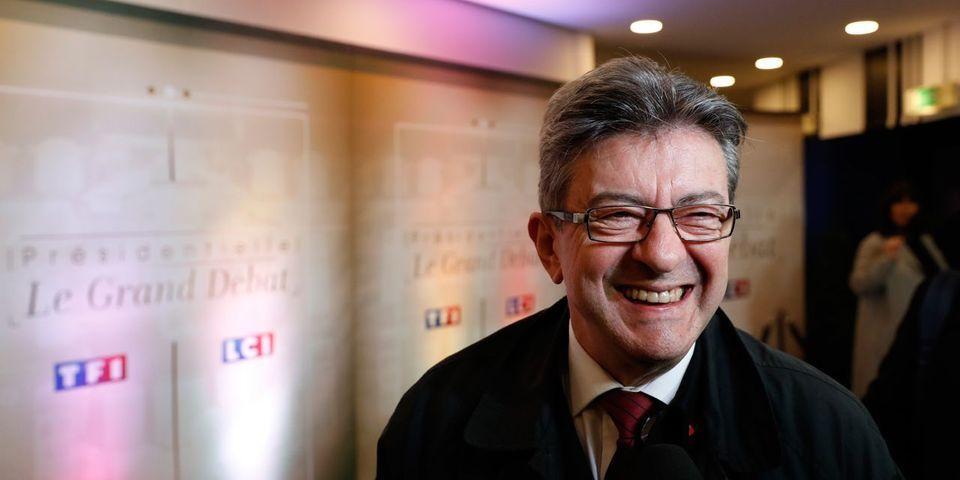 La France insoumise veut créer sa propre chaîne de télévision