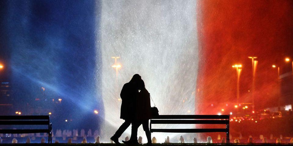 La France rend hommage aux victimes des attentats du vendredi 13 novembre