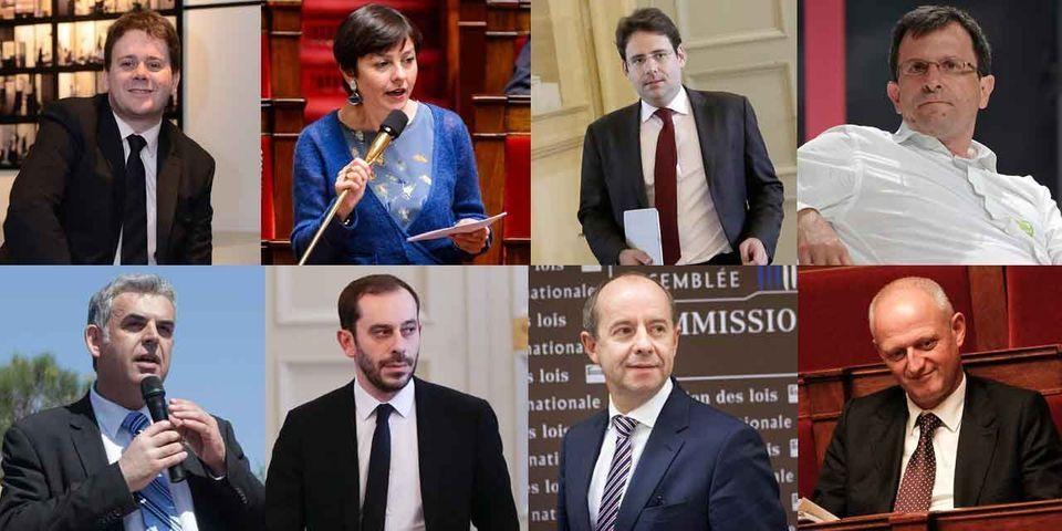 La garde rapprochée de Manuel Valls à l'Assemblée