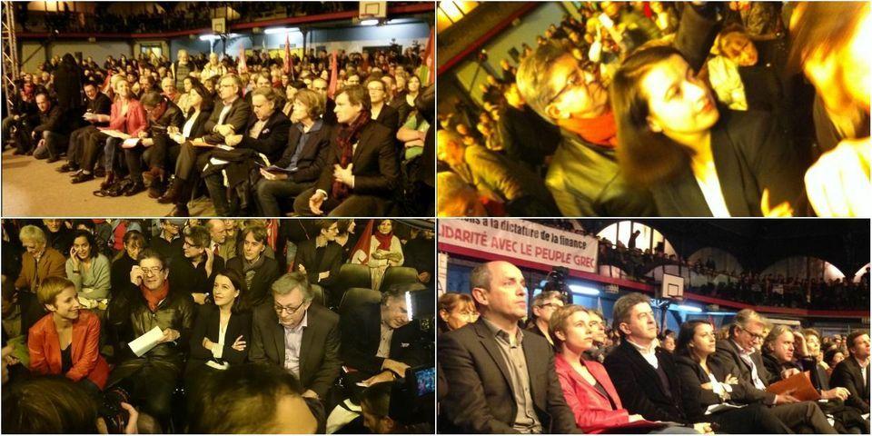La gauche de la gauche fait front commun au meeting pro-Syriza à Paris