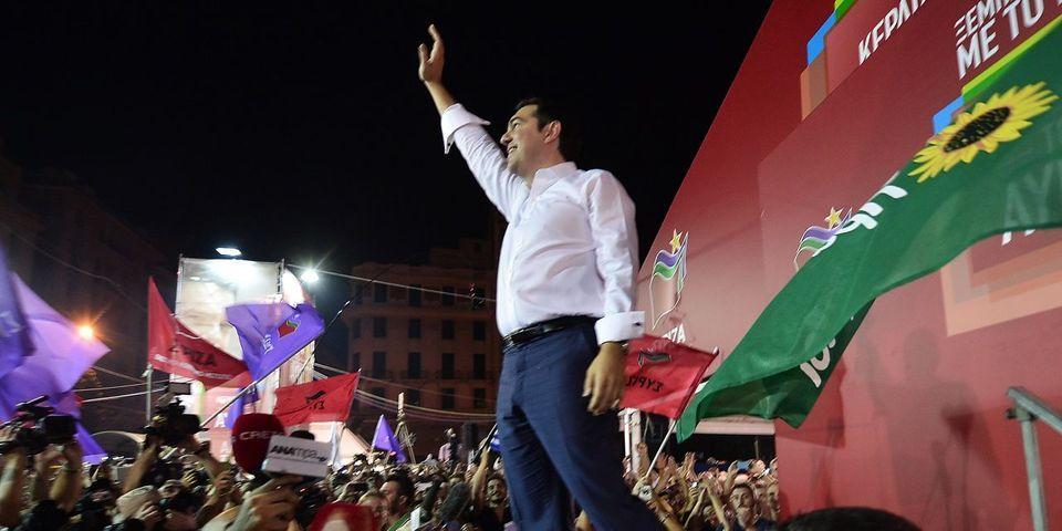 La gauche française se félicite de la victoire de Syriza et Alexis Tsipras en Grèce