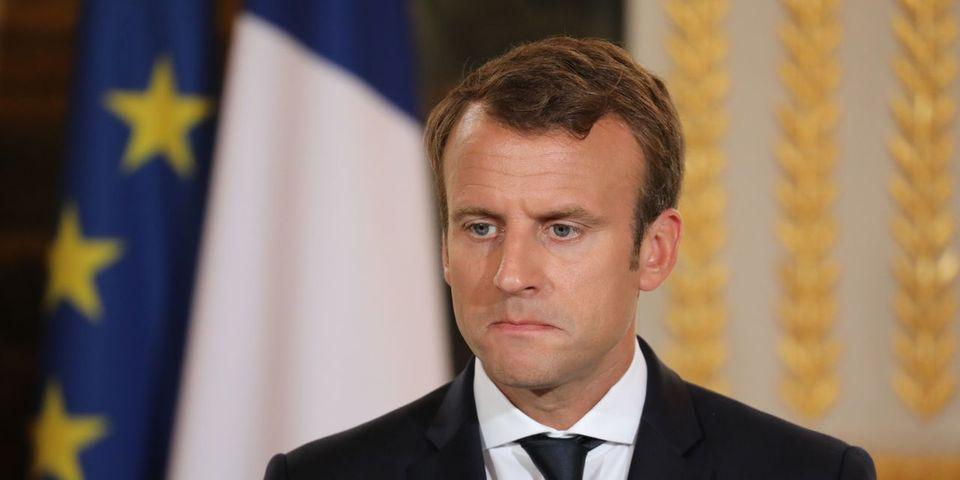 """La grosse charge de Macron contre Mélenchon : """"Les révolutionnaires sont souvent des ratés du suffrage universel"""""""