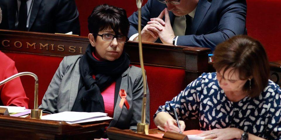 La grosse déprime de l'ex-députée PS Catherine Lemorton après sa défaite aux législatives