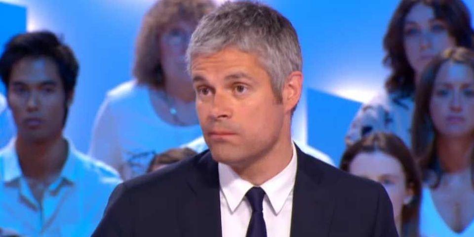La jolie fable de Laurent Wauquiez sur le renoncement à ses indemnités de ministre