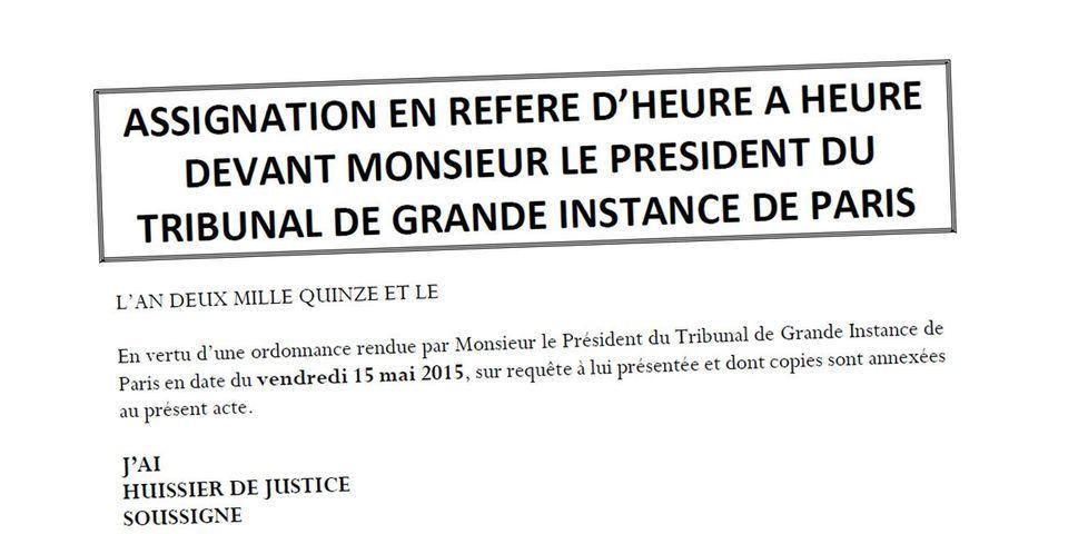 """La justice prête à examiner la légalité du changement de nom de l'UMP en """"Les Républicains"""""""