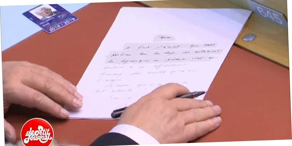 La lettre de Bruno Gollnisch à Florian Philippot où il sous-entend que les tensions au FN sont orchestrées