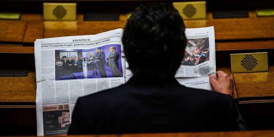 La liste des 68 députés du groupe Rassemblement-UMP de François Fillon