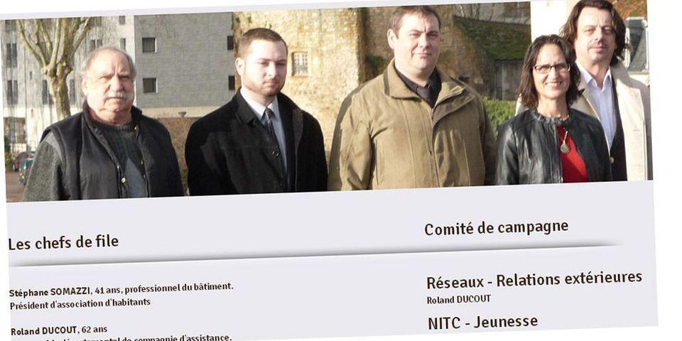 Municipales : La liste FN de Nevers accueille un membre du Bloc identitaire