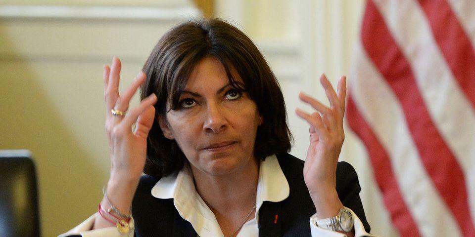 La maire de Paris Anne Hidalgo dénonce l'arbitrage de Chelsea-PSG