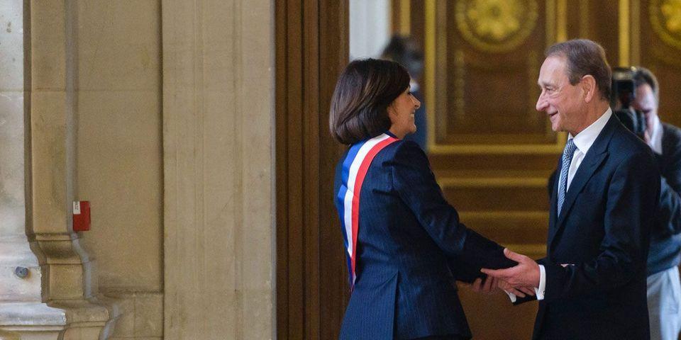La mairie de Paris veut mettre un bureau à disposition de Bertrand Delanoë, mais aussi de Jean Tiberi et Jacques Chirac