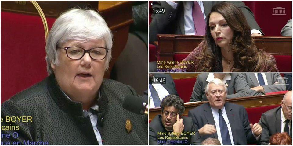 """""""La majorité"""" des Français revenant de Syrie incarcérée : la phrase de la ministre Jacqueline Gourault provoque un tollé à droite"""
